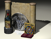 Vino Vault, VV-AC1 plus Spin The Bottle Game Set